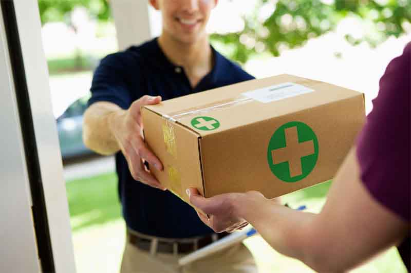 MEDICAL COURIER SERVICES